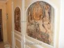 ob002 Венецианская штукатурка, фрески