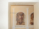 ob004 Венецианская штукатурка, фрески(квартира)