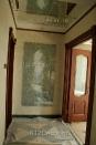 ob015 коридор - венецианская штукатурка.Фреска