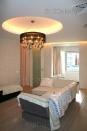 ob097 стены гостиной и стены лоджии - классическая венецианская штукатурка