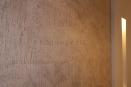 ob153 фрагмент стены с готовой штукатуркой. Авторская техника