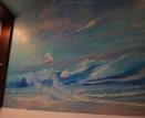 роспись на стене