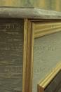 2-063 Фрагмент декора камина.