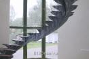 ob070 Декор лестницы. Авторское нанесение